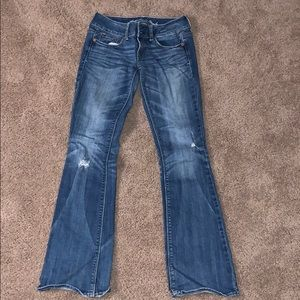 American Eagle Artist Stretch Jeans Size 0